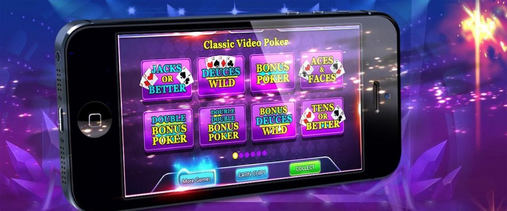 play video poker tournament